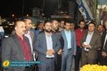 بازدید سرزده دادستان و جمعی از مسئولین از بازار مسجدسلیمان + تصاویر