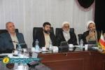 با حضور مسئولان استان و شهرستان جلسه شورای هماهنگی بحران مسجدسلیمان برگزار شد