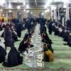 برپایی سفره افطار برای هزار و پانصد نفر از ایتام و محسنین کمیته حضرت امام (ره)