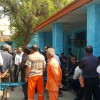 گزارش تکمیلی باشگاه روزنامه نگاران مسجدسلیمان از اعتصاب پرسنل شهرداری مسجدسلیمان + تصاویر
