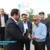 کاشت یک اصله درخت به نشان حمایت از شکوفایی اقتصادی در پالایشگاه پتروشیمی بختیاری مسجدسلیمان + تصاویر