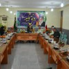 دیدار فرمانده انتظامی مسجدسلیمان با فرمانده سپاه شهرستان مسجدسلیمان به مناسبت روز پاسدار