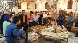 همایش شعر مقاومت در نگارخانه تاریخی فرهنگی و گردشگری هزار و یک شب برگزار شد + تصاویر