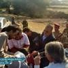 مصدومیت سه نفر از اعضای شورای شهر و خبرنگار مرکز خوزستان در سانحه رانندگی + تصاویر
