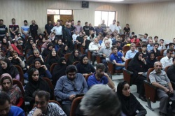 نشست  آموزشی اصناف و بازاریان مسجدسلیمان در سازمان تبلیغات اسلامی