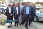 اسماعیل نجار، معاون وزیر کشور و رییس سازمان مدیریت بحران کشوراز مناطق آسیب دیده از زمین لرزه در مسجدسلیمان بازدید کرد
