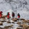 چهار گردشگر مفقود شده درکوههای زاگرس، پیدا شدند