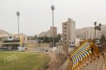 بازدید نمایندگان وزارت ورزش و سازمان لیگ از روند بازسازی و تعمیرات استادیوم شهید بهنام محمدی مسجدسلیمان