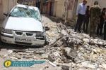 افزایش مصدومان زلزله مسجدسلیمان به ۵۳ نفر / مرگ یک نفر تاکنون/ آسیب جدی به اماکن مسکونی و دولتی + تصاویر