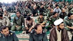 برگزاری مراسم بزرگداشت امیران و سرداران شهید دفاع مقدس توسط پایگاه هوانیروز مسجدسلیمان + تصاویر