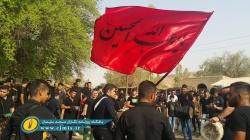 گزارش تصویری باشگاه روزنامه نگاران مسجدسلیمان از مراسم پرشور عزاداری عاشورای حسینی در مسجدسلیمان
