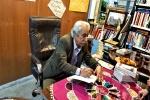 جشن امضاء کتاب رمان فوران با حضور قباد آذر آئین نویسنده این اثر، برگزار شد + تصاویر