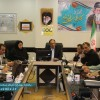 نشست رییس و مدیران مختلف دوایر شبکه بهداشت و درمان مسجدسلیمان با جمعی از مدیران مسئول سایت های خبری و خبرنگاران شهرستان مسجدسلیمان + تصاویر