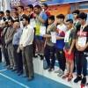پایان رقابت های کشتی آزاد نونهالان قهرمانی باشگاههای خوزستان مسجدسلیمان + تصاویر