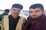 پدر شهید سعید کریمی به فرزند شهیدش پیوست