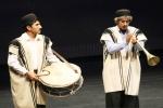 مراسم نکوداشت هنرمند ایل بختیاری نورالله مومن نژاد در تهران برگزار شد + تصاویر