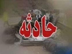 ۸کشته و مصدوم در تصادف حوالی روستای دلی شهرستان اندیکا