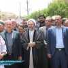 گزارش تصویری باشگاه روزنامه نگاران از راهپیمایی روز قدس در مسجدسلیمان