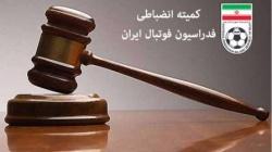 بازیکن نفت مسجدسلیمان ۳ جلسه محروم شد