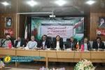 آئین کلنگ زنی چهار مدرسه خیر ساز در مسجدسلیمان برگزار شد + تصاویر