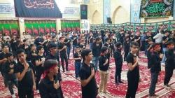 تجمع بزرگ احلی من العسل نوجوانان حسینی در مسجدسلیمان+ تصاویر