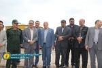 به مناسبت دهه مبارک فجر آیین کلنگ زنی و افتتاح ۵ پروژه شهرداری مسجدسلیمان برگزار شد + تصاویر