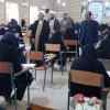 آزمون حفظ و مفاهیم قرآن کریم در مسجدسلیمان برگزار شد+تصاویر