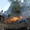 آتش سوزی در منطقه چال منار اندیکا مهار شد