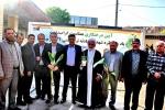 زنگ مهر و مقاومت در مدارس مسجدسلیمان به صدا درآمد+ تصاویر