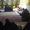 برگزاری مراسم سالروز رحلت نبی مکرم اسلام و سالگرد زنده یاد احمد رضایی در موسسه خیریه زنده یاد احمد رضایی