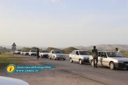 علیرغم هشدارهای مداوم مسئولان شهرستان شاهد سیل مسافران نوروزی به سمت مسجدسلیمان هستیم+ تصاویر