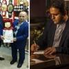 قهرمان جهان مدال و کمربند طلایی خود را به جراح خیر بختیاری اهداء کرد