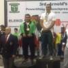 مدال نقره، سوغات ورزشکار مسجدسلیمانی از مسابقات جهانی