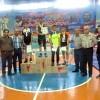 پایان رقابت های کشتی فرنگی نونهالان قهرمانی باشگاههای خوزستان در مسجدسلیمان + تصاویر