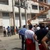 آتش سوزی در یکی از مجتمع های مسکونی مسجدسلیمان + تصاویر