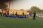 نفت مسجدسلیمان در اولین بازی تدارکاتی خود با سه گل بادران تهران را شکست داد