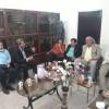 برگزاری جلسه هم اندیشی توسعه نرم افزاری و سخت افزاری تئاتر شهرستان مسجدسلیمان