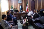 رئیس جدید اداره آبفا روستایی شهرستان مسجدسلیمان معرفی شد