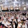 همایش بزرگ دختران آسمانی، سه ساله های حسینی در مسجدسلیمان برگزار شد + تصاویر