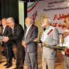 فرهنگی مسجدسلیمانی پیشکسوت نمونه استان خوزستان شد