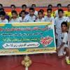 استعدادیابی و آموزش ورزش سپک تاکرا برای اولین بار در شهرستان مسجدسلیمان برگزار شد