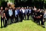 دیدار اعضای دو هیئت شنا و نجات غریق با نماینده مردم مسجدسلیمان در مجلس شورای اسلامی + تصاویر