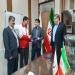 آیین تودیع و معارفه رئیس جمعیت هلال احمر شهرستان مسجدسلیمان برگزار گردید