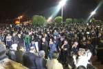 شور و شعور حسینی هیئات مذهبی در محفل حضرت علی اکبر علیه السلام در تپه نورالشهدا نفتک +تصاویر
