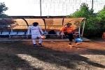 آغاز تمرینات حسین عالی محمدی برای ثبت رکورد ۲۴ ساعت روپایی بدون وقفه با توپ فوتبال
