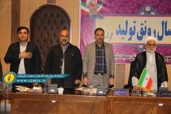 گزارش باشگاه روزنامه نگاران مسجدسلیمان از جلسه شورای اداری مسجدسلیمان + تصاویر