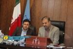 نشست رسانه ای رئیس دادگستری و دادستان شهرستان مسجدسلیمان با جمعی از اصحاب رسانه این شهرستان برگزار شد + تصاویر