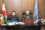 نشست رییس دادگستری و دادستان شهرستان مسجدسلیمان با جمعی از اهالی رسانه + تصاویر