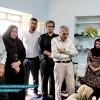 بازدید جمعی از خبرنگاران و مدیران مسئول سایت های خبری شهرستان مسجدسلیمان از موسسه خیریه مهرآیین ایرانیان صادق + تصاویر