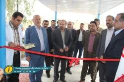 آزمایشگاه میکروبیولوژی امور آب و فاضلاب شهرستان مسجدسلیمان افتتاح شد + تصاویر